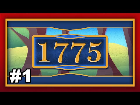 Let's Play: 1775 Rebellion [Turn 1]
