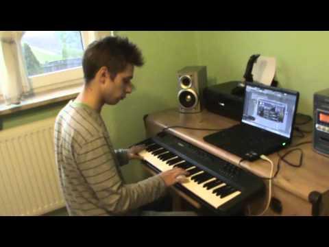 Armin Van Buuren Feat. Jan Vayne - Serenity (Andrew Rayel Remix) [Piano Cover By Łukasz Plura]