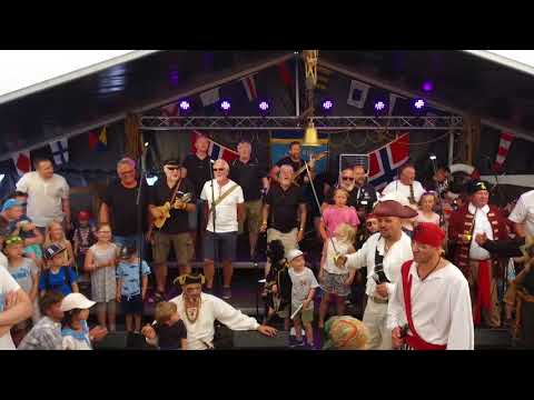 Langesund Shantyfestival 02 06 2018