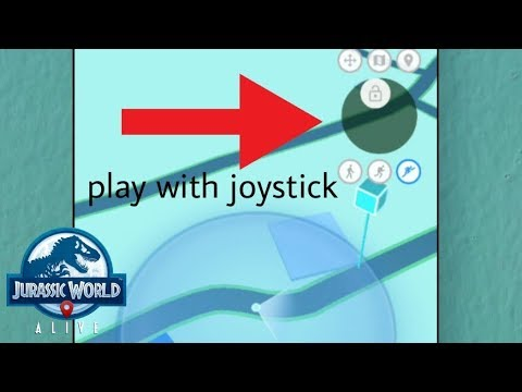 How to play Jurassic World Alive without Moving or Walking thumbnail