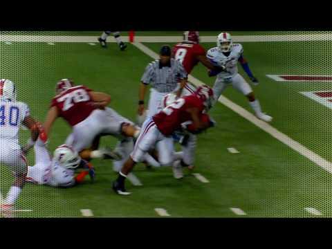 2009 SEC Championship - Alabama vs Florida