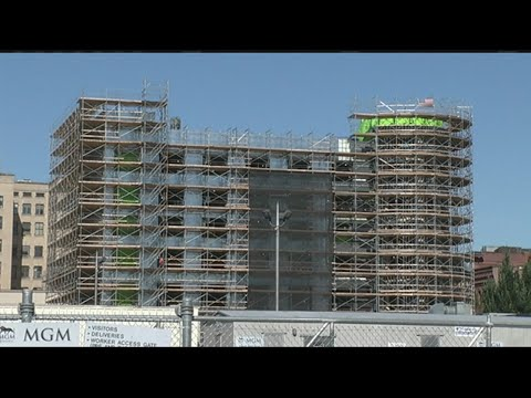 MGM reveals glimpse of businesses, plans for opening day