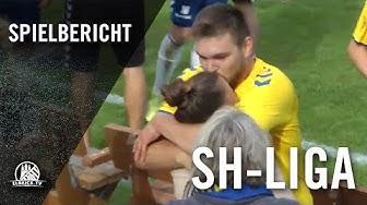SV Todesfelde – 1. FC Phönix Lübeck (7. Spieltag, Oberliga Schleswig-Holstein)