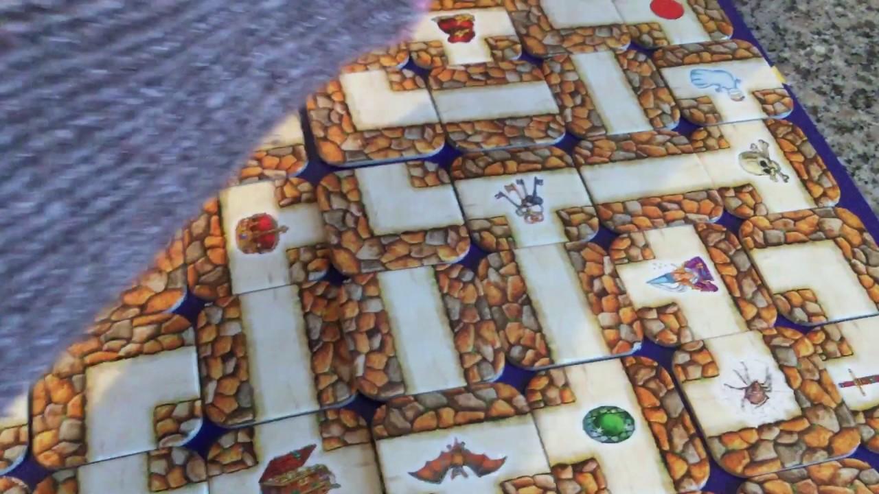 Spielanleitung Das VerrГјckte Labyrinth