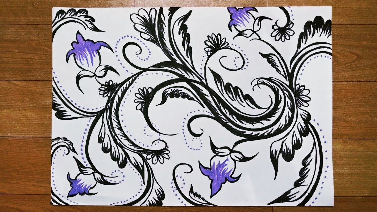 Baru 21+ Gambar Batik Sederhana Tapi Bagus