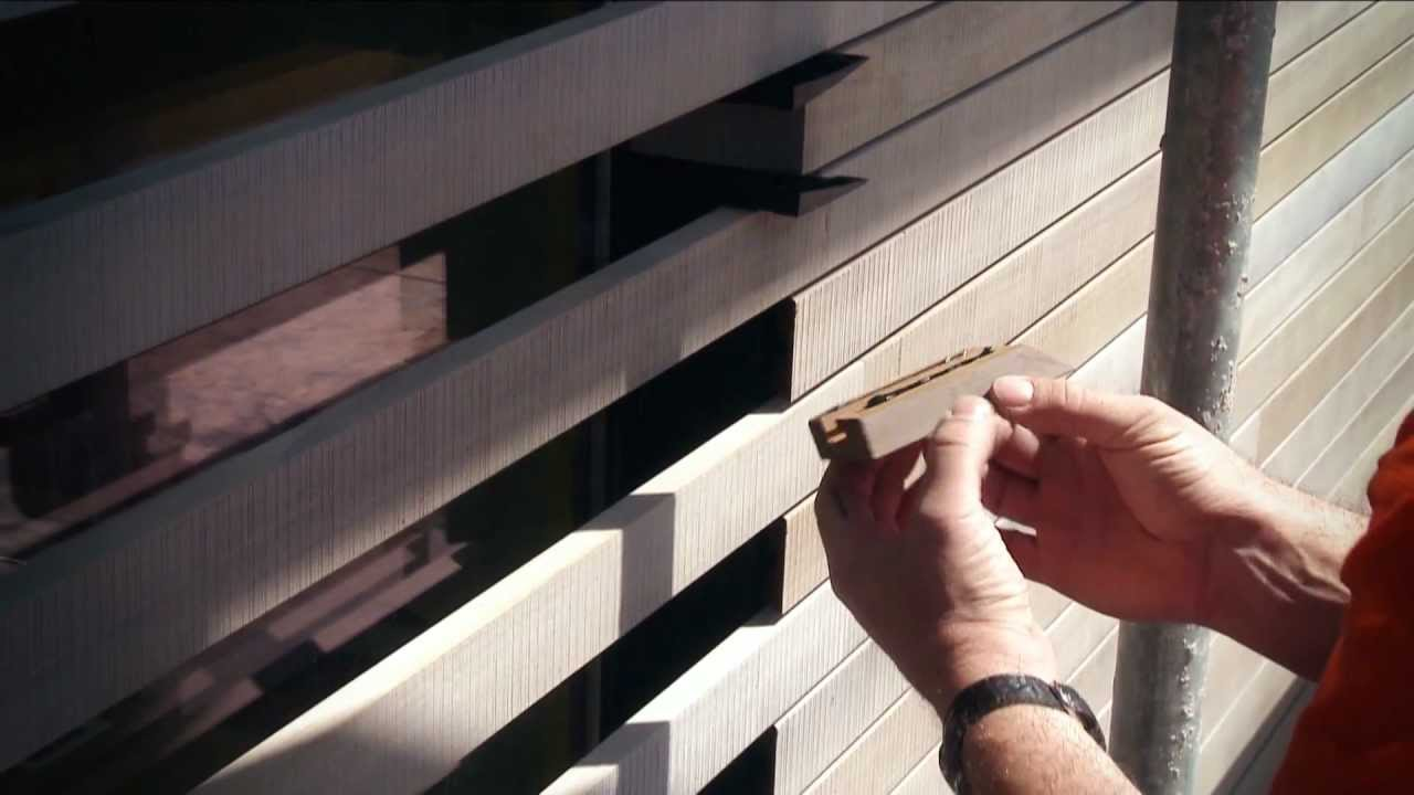Vetedy Techniclic 174 Your New Wooden System For Facades