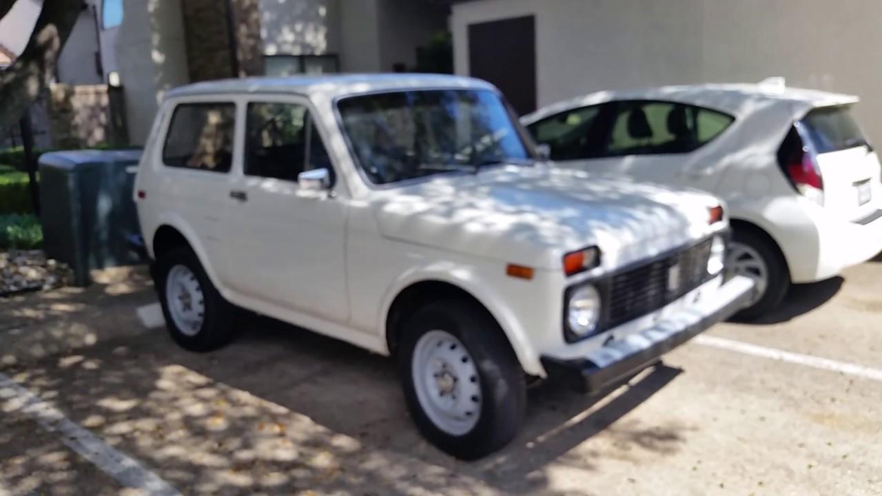 VAZ 4x4 2121 Niva 1991 - owner review