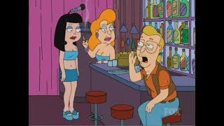 American Dad! Hayley Needs Tuition Money