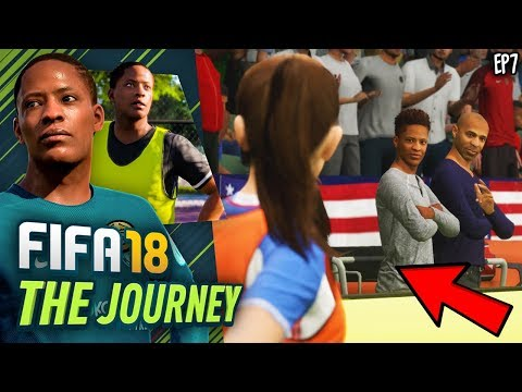 I HAVE A SISTER! (FIFA 18 The Journey #7)