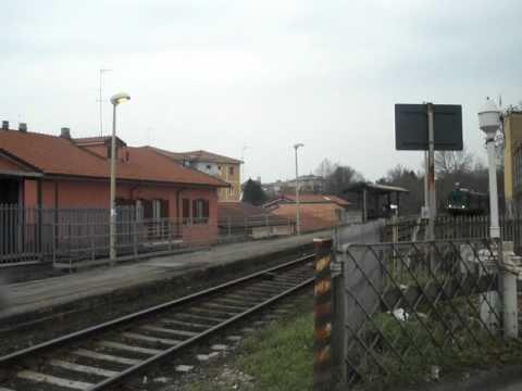Passaggio a livello di pavia porta garibaldi parte 2 - Pavia porta garibaldi ...