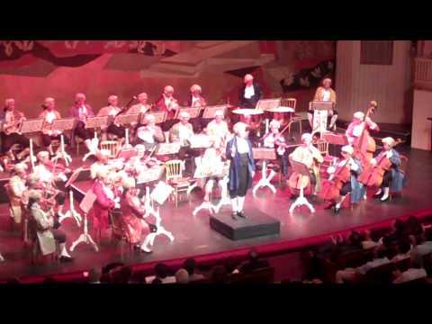 Vienna Mozart Orchestra @ Vienna State Opera