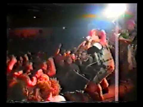 The Exploited - Live London 1989