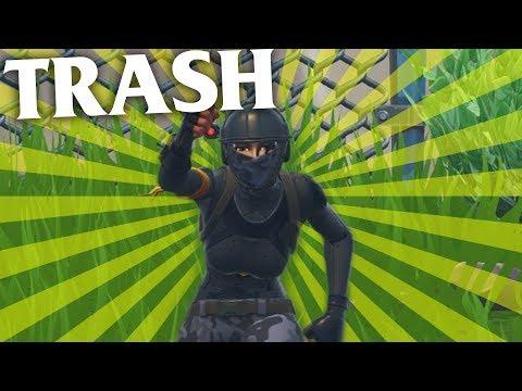 I'M TRASH AT FORTNITE... thumbnail