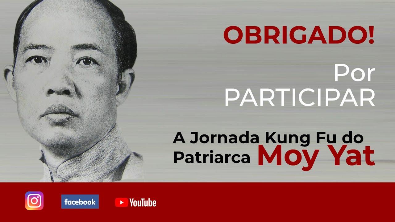 Live Kung Fu  - A Jornada Kung Fu do Patriarca Moy Yat