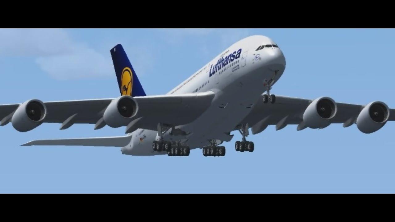 Microsoft Flight Simulator X Airbus A380 Free Download - livinkt