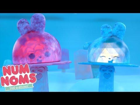 Num Noms | Num Noms Ice Pop | Num Noms Snackables Compilation | Cartoons for Children