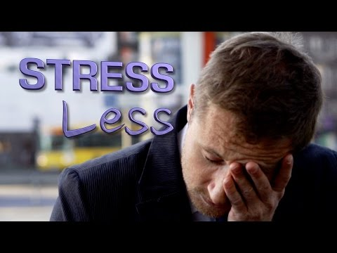 Stress less - steps for mental well being