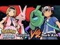 Pokemon Battle Challenge 16 | Serena Vs Dark Ash (Love Confession)