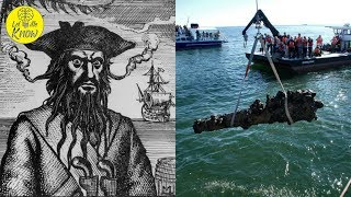 300 Years After The Death Of Blackbeard, Divers Off Carolina's Coast Made An Astonishing Discovery