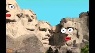 Mt.Rushmore is WEIRD!!!!!!!!!!!!!!!!!!!!!