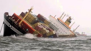 The Biggest Ship Sinking &  Fail Compilation 2017 Have You Ever Seen II Must See