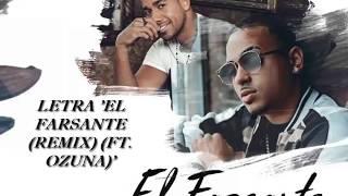 El Farsante Ozuna ft Romeo Santos Remix subtitled to Español English