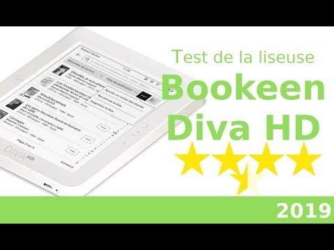 Test De La Liseuse Bookeen Diva HD
