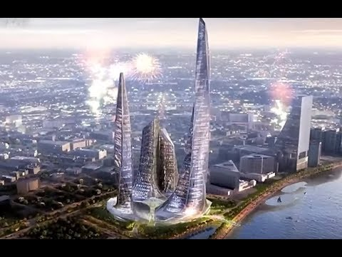 Saudi Arabia future  $ 1 trillion mega projects 2018 2030