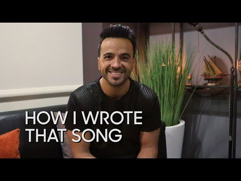 How I Wrote That Song: Luis Fonsi