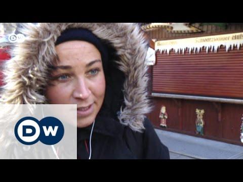Deutschland 2017: Wunsch nach Frieden und Sicherheit | DW Nachrichten