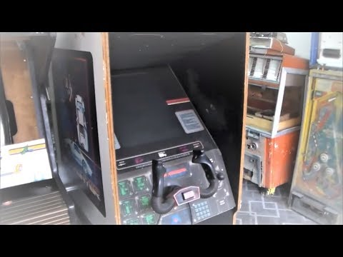 Repairing A Bally Midway SPY HUNTER Arcade Game From 1983 - 1 - Tracking Through The Power Flow
