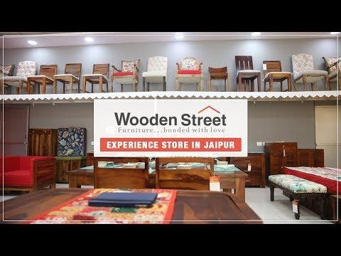 Furniture Store in Jaipur- Get exclusive range of wooden furniture in Jaipur @Woodenstreet