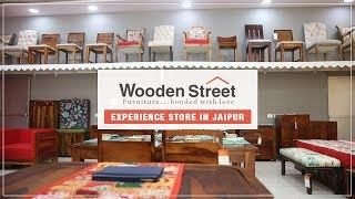 Furniture Store In Jaipur- Get Exclusive Range Of Wooden Furniture In Jaipur @woodenstreet