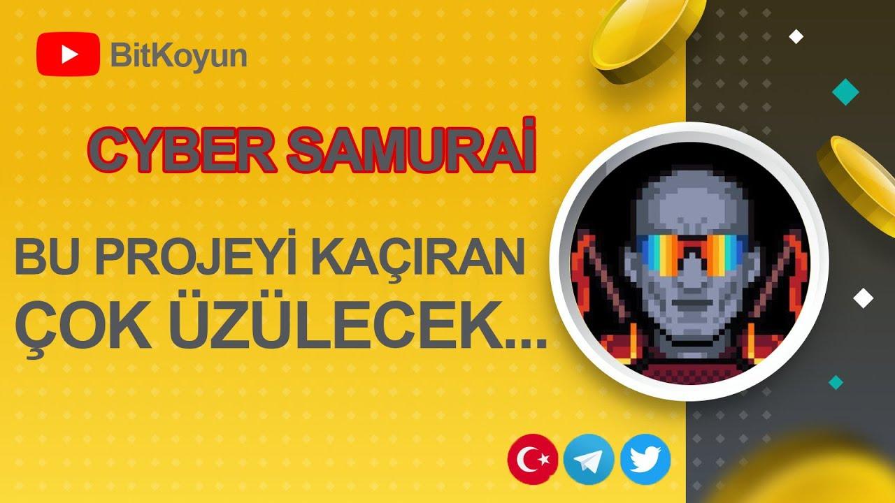 Raydium İlk NFT Koleksiyonu Satışı | Cyber Samurai | Ray Stake Şartı Yok ! Bunu Kaçırma Lütfen !