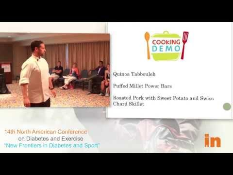 INNAC 2013; Cooking with Superfoods: The Gluten-Free Way Eric Stein, MS, RD, CCE