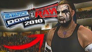 WWE SMACKDOWN! vs  RAW 2010 - JOGANDO COM A LENDA DE FACEPAINT!
