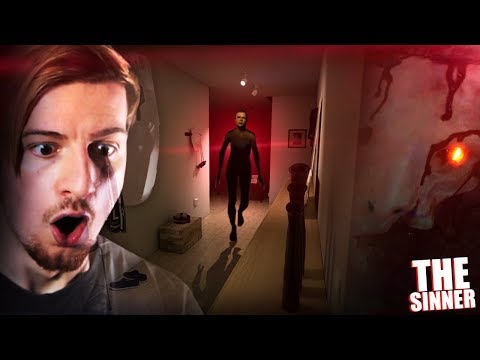 SOMEONE ELSE IS IN THE HOUSE (This Game..) || The Sinner ENDING (Photorealistic Horror Game)