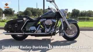 Used Harley Davidson motorcycles for sale Cheap