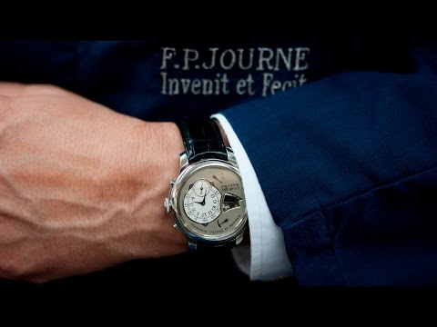 The Making Of F.P.Journe's Most Complicated Watch