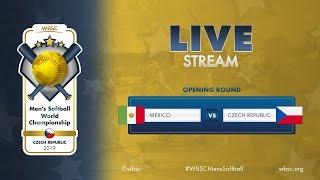 Mexico v Czech Republic – WBSC Men's Softball World Championship 2019
