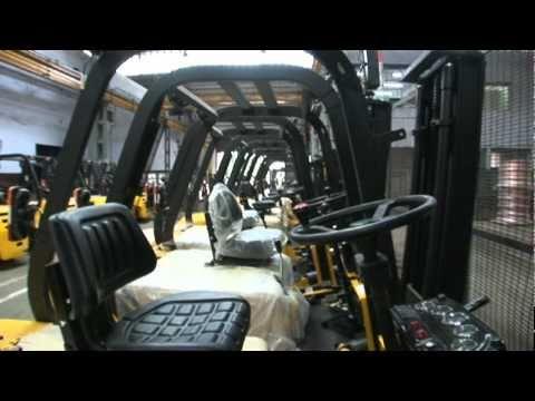 AV... VOLTAS Materials Handling Division. (Cranes).VOB