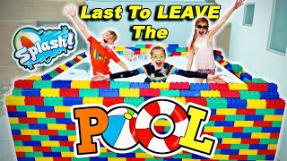 Last To Leave The Pool WINS!