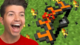 How to Craft a $3,000,000 GOD Bow in Minecraft! *overpowered*