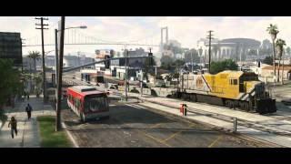 Grand Theft Auto V - Trailer 2013