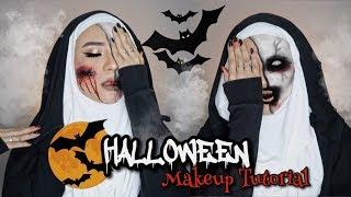 Halloween Makeup Tutorial -  Trang Điểm Kinh Dị Mùa HALLOWEEN 2018