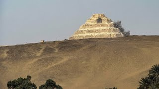 Spektakulärer Fund nach 4000 Jahren in Ägypten