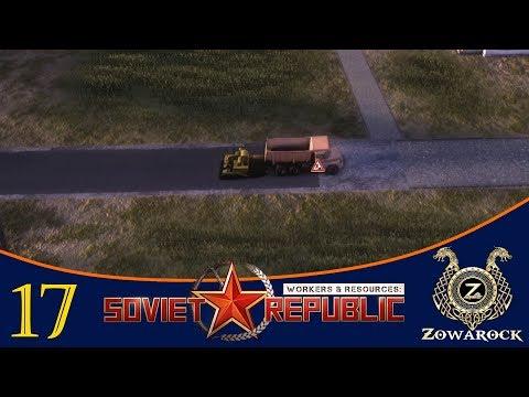 let's-play-workers-&-resources:-soviet-republic-s2-mod-⚒-17-asphalt-strassen-😆-[gameplay-deutsch]