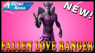 "NEW ""FALLEN LOVE RANGER"" SKIN in FORTNITE - NEW OVERTIME CHALLENGES! // Playing With SUBSCRIBERS"