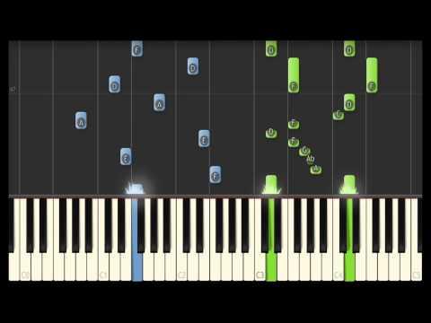 Parov Stelar - Booty Swing (Synthesia Piano)