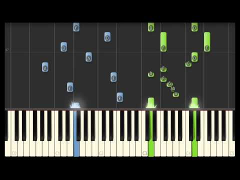 Parov Stelar - Booty Swing (Synthesia Piano)